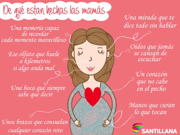 Imágenes Día De La Madre Para Whatsapp Y Facebook: 50 Imágenes Bonitas Del Día De La Madre Con Lindos Mensajes