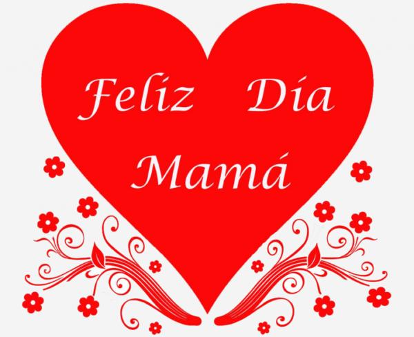 Imágenes Día De La Madre Para Whatsapp Y Facebook: Frases, Imágenes, Tarjetas Con Mensajes Bonitos Para El