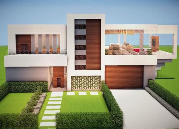 Fotos de casas modernas por fuera latest fachadas de for Casa moderna ud