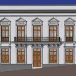 80 Imágenes bonitas de fachadas de casas del siglo XX y XXI