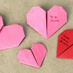 Imágenes de manualidades bonitas, comidas y frases para regalar en San Valentin el 14 de febrero