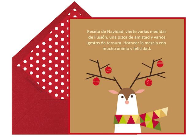 frases-de-Navidad-tarjetas-originales-ciervo