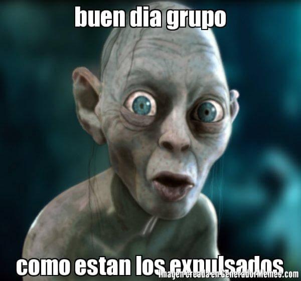 Memes Chistosos De Buen Día Grupo Y Hola Grupo Para Saludar A Tu