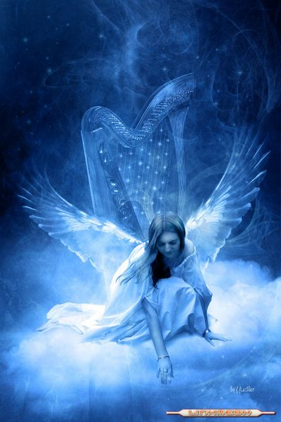 Bonitas Imagenes De Angeles Y Arcangeles Celestiales Para Compartir