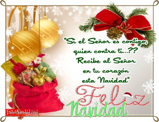 Tarjetas de Navidad, saludos e imágenes bonitas de Navidad para ...