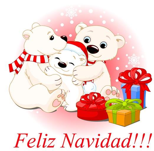 Tarjetas de navidad saludos e im genes bonitas de navidad - Bonitas tarjetas de navidad ...