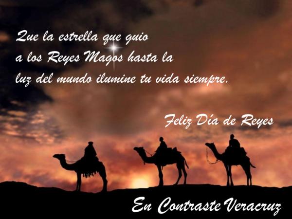 Tarjetas, imu00e1genes y gifs animados con frases bonitas para regalar este Du00eda de Reyes