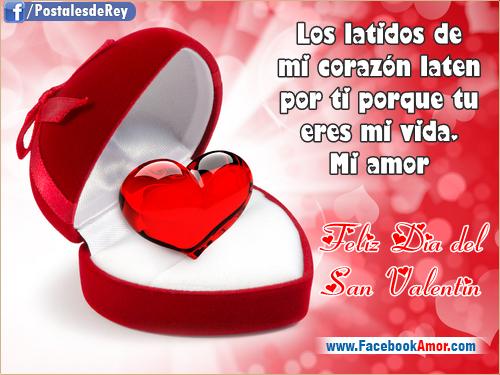 Frases De Amor Para San Valentin Con Imagenes Bonitas De: Hermosas Imágenes, Tarjetas Y Gifs Animados Con Frases