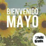 45 Imágenes de mayo con bonitos mensajes de bienvenida