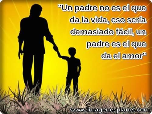 Imágenes Bonitas Para El Día Del Padre Con Mensaje