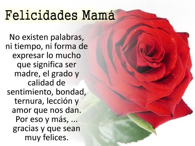 89 Imágenes Bonitas Con Mensajes Para El Día De La Madre