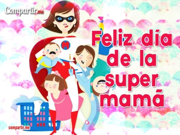 Imagen Feliz Día De La Madre: 89 Imágenes Bonitas Con Mensajes Para El Día De La Madre