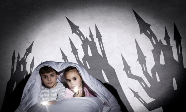 Cuentos De Terror En Imágenes Bonitas Para Niños