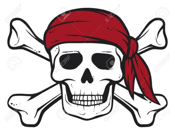 Pirates Logo Skull Cuentos de pirata en i...