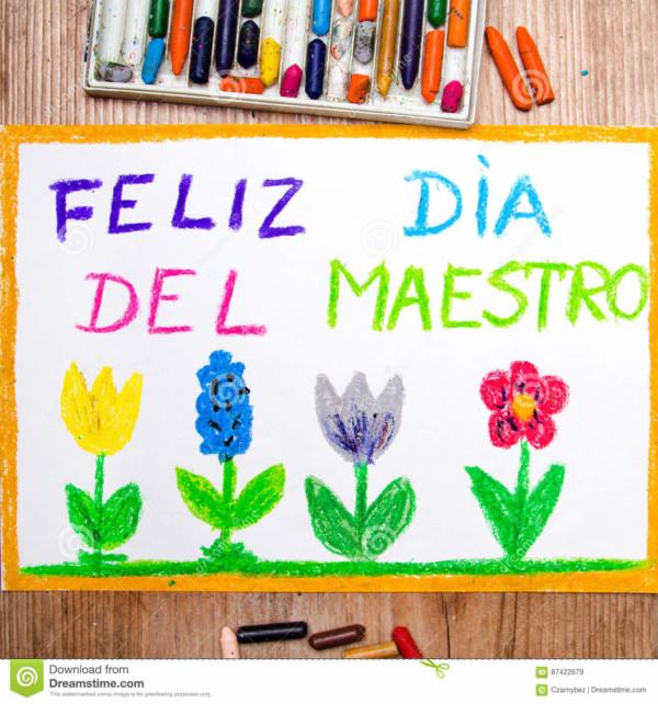 Imágenes Bonitas Con Mensajes Reflexivos Para El Día Del Maestro