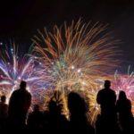 80 Imágenes bonitas de fuegos artificiales alrededor del mundo