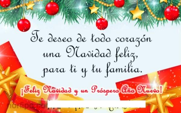 Postales Navideas Caseras. Great Postales De Navidad With Postales ...