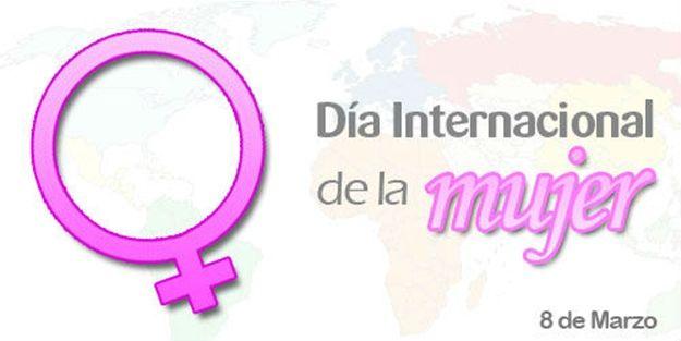 Imagen sobre el 8 de marzo para compartir en el Día Internacional de la  Mujer