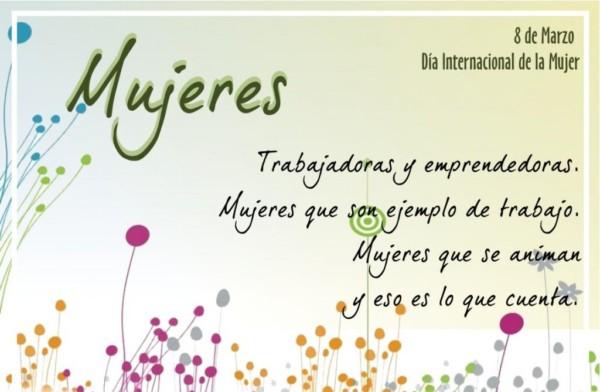Día Internacional De La Mujer Imágenes Frases