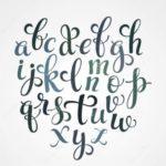 Imágenes de letras para imprimir