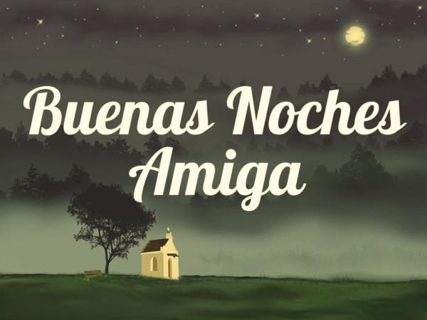 Imágenes De Buenas Noches Con Frases Bonitas Para Dedicar O