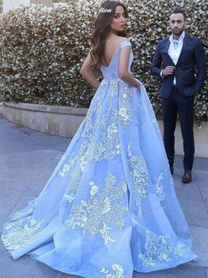 Los Más Bonitos Vestidos De Noche Tendencias 2019