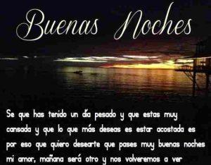 Buenas Noches Imágenes Con Frases Para Alegrar Tu Descanso