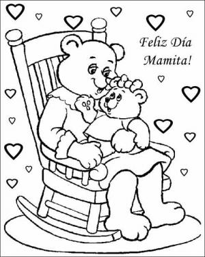 Imagenes Bonitas Del Dia De La Madre Con Frases Y Felicitaciones Para Mama Imágenes de la nena puro pelo. madre con frases y felicitaciones