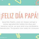 Mensajes bonitos del Día del padre para compartir